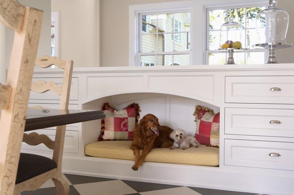 Comment aménager un espace pour son chien ? – Thefashiondog